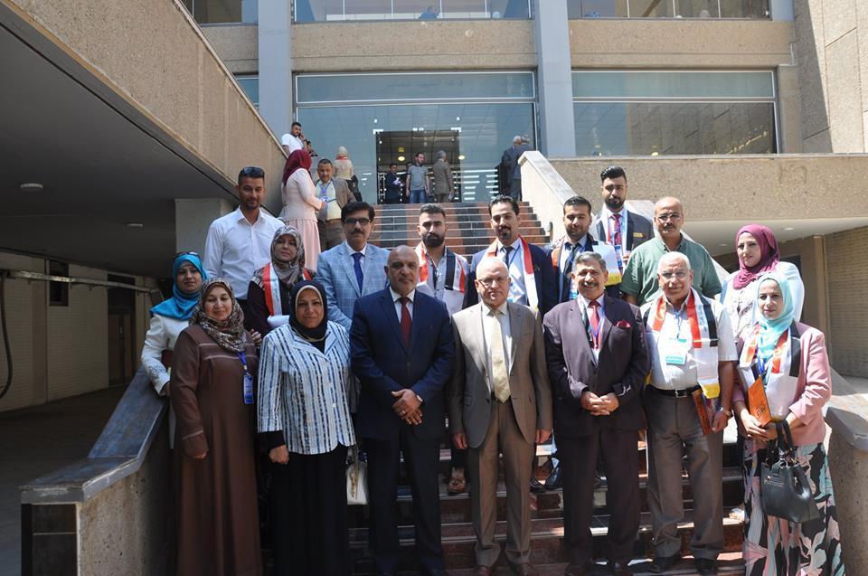 كلية علوم الهندسة الزراعية في جامعة بغداد تحصد اكثر من ثلثي جوائز الجامعة في يوم العلم